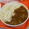 多摩動物公園 コアラ下休憩所 - 料理写真:ビーフカレー(650円!)