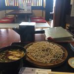59382095 - 麺は固くて冷たくておいしい^_^