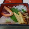 レストラン 錦 - 料理写真:会費に含まれるランチはちらし寿司