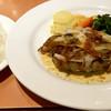 デニーズ - 料理写真:昼デニ1080円:和風ハンバーグ