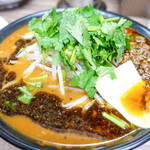 59386725 - パクチー辛味噌麺