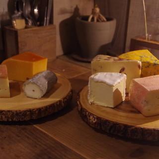 チーズには人一倍、熱い想い