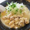 ちゃんぽん 玉ねぎ - 料理写真:かしわちゃんぽん750円。