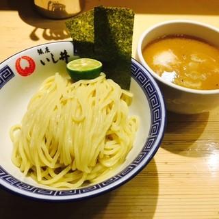 銀座 いし井 - 料理写真:味玉の入った中華せいろ(上)です!