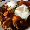 かまど屋食事処 - 料理写真:チキンカツカレー