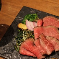 伊予牛のローストビーフ(愛媛県産ブランド牛・A5)