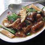 四川 - 料理写真:豚バラ肉角煮