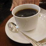 文明堂茶館 ル・カフェ - ホットコーヒー