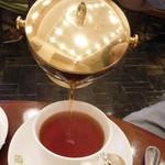 文明堂茶館 ル・カフェ - アールグレイスペシャル