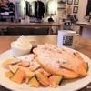 パイナ ワーフ - 料理写真:季節のパンケーキ パンプキン