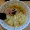 中村麺三郎商店 - 料理写真:えびワンタン麺