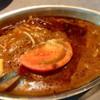 デリーベイ - 料理写真:デリーベイの中にトマト