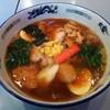 レストランぱらだいす - 料理写真:五目らーめん(季節限定)