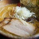 麺や 琥張玖 - みそ