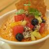 ナチュラルカフェベジクラージュ - 料理写真:パプリカのブリュレ