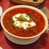 スカズカ - 料理写真:ボルシチ(1300円・外税)