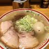 田中そば店 - 料理写真:中華そば、味玉付き
