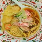 ふるめん - 煮干しじゃない醤油味♥ チャ~シュ~麺 (^0_0^)ブヒー♥ ワ♥ン♥タ♥ン♥トッピング♥