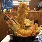 ばんや - ばんや天丼¥1700