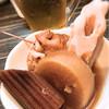 大衆酒場 かくや - 料理写真:竹輪麩、ダイコン、ナルト、巾着! 冬のベストオーダーです。