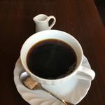 CAFE&BAR ひとこぶらくだ - コーヒー