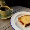 ノースフィールズ - 料理写真:ローズマリーとオレンジのパウンドケーキ with ハンドドリップコーヒー
