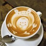コトカフェ - カフェラテ