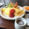 レストラン椿 - 料理写真:オムライスセット 980円