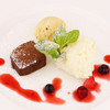 イタリア料理クッチーナ - 料理写真:【平日限定ランチ】12月セットドルチェ