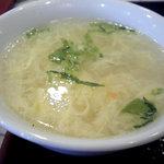 華美 - スープです