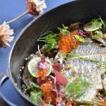 アナログ カフェ ラウンジ トーキョー - 冬の味覚の炊き込み飯