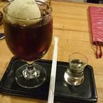 珈琲道場 侍 - コーヒーフロート