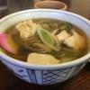 谷岡食堂 - 料理写真:鶏うどんか500円