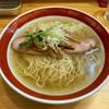 中華そば シンジョー - 料理写真:「塩中華そば」750円