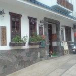 ビリケン食堂 - お店の外観・雰囲気