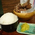 媛 故郷味の旅 - 白飯も迫力な盛り方