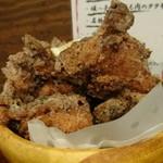 媛 故郷味の旅 - せんざんぎがっかり定食700円唐揚げを限界まで食べれます