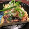 入山豆腐店 - 料理写真:一見普通の厚揚げですが・・・