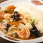 唐瓊家 - 八宝菜