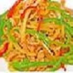 唐瓊家 - ■青椒肉糸