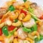 唐瓊家 - ■海老とカシューナッツの炒め