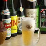 唐瓊家 - ビール・サワー・カクテル・ワイン・など全50種類以上の3H飲み放題