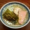 良温 - 料理写真:煮干し拉麺(醤油)(手もみ麺)(850円)