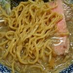 良温 - 麺アップ