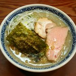 良温 - 煮干し拉麺(醤油)(手もみ麺)(850円)