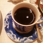 横濱元町 霧笛楼 - コーヒー