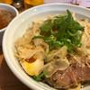 らーめん 孫子 - 料理写真:濃厚サケ節つけ麺(800円)