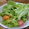 ランテルナロッサ - 料理写真:グリーンサラダ