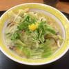 十石屋 - 料理写真:もてぎのゆず塩ラーメン640円