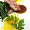 アマルフィ - 料理写真:仔牛のロースト フルーツ人参とアプリコットのソース